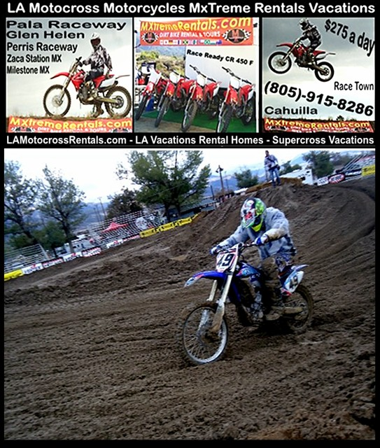 LA Motocross Rentals - 805-915-8286 -http://lamotocrossrentals.com/rosamond-la-motocross-rentals-10.jpg - MxTreme Rentals - Simi Valley, CA 93063 - Refreshments will be provided - Rosamond - San Diego - Fontana