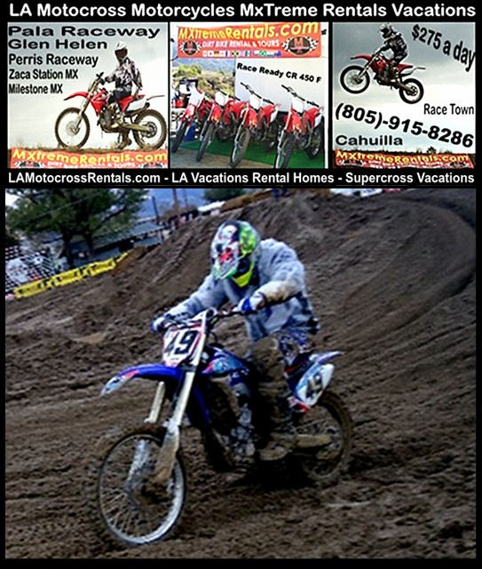 So Cal Motocross Rentals - 805-915-8286 -http://lamotocrossrentals.com/san-diego-so-cal-motocross-rentals-11.jpg - LA MxTreme Rentals - Simi Valley, CA 93063 - One day or four day Dirt Bike Rental - San Diego - Devore - Redlands